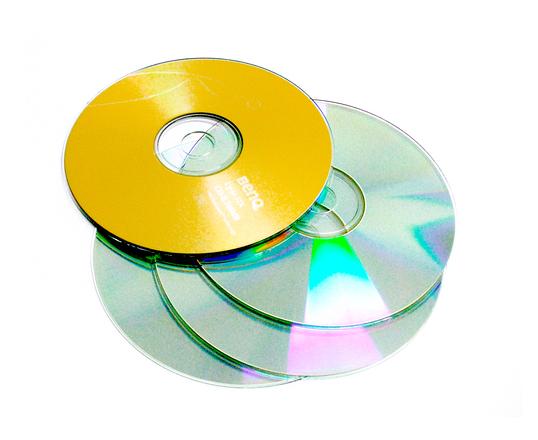 Free CD/DVD recycling